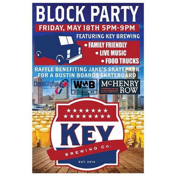 Save the Date! Next Friday kicks off our Summer Block Party Series. Good Food, Live Entertainment, and a Good Vibe! Tell a friend to bring a friend!